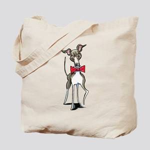 Italian Greyhound Antonio Tote Bag