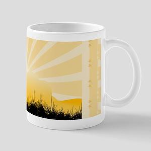Western Sunrise Mug