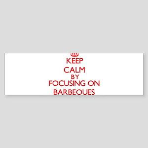 Barbeques Bumper Sticker