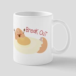 Break Out Mugs