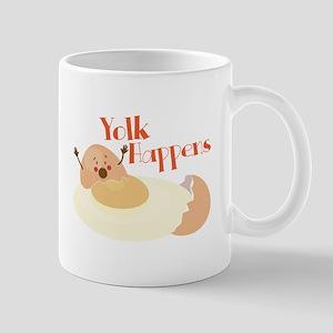Yolk Happens Mugs
