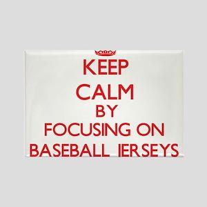 Baseball Jerseys Magnets