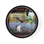 WMC Calming by Consistency Wall Clock