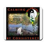 WMC Calming by Consistency Mousepad