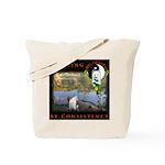 WMC Calming by Consistency Tote Bag