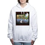 WMC Calming by Consistency Women's Hooded Sweatshi