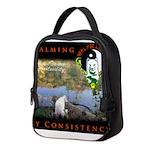 WMC Calming by Consistency Neoprene Lunch Bag