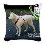 WMC Connectio Make It Daily Woven Throw Pillow