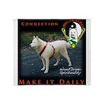 WMC Connectio Make It Daily Throw Blanket
