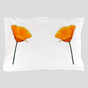 California Poppy Pillow Case