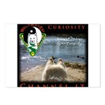 WMC Curiosity Channel IT Postcards (Package of 8)