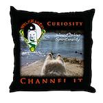 WMC Curiosity Channel IT Throw Pillow