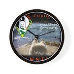 WMC Curiosity Channel IT Wall Clock