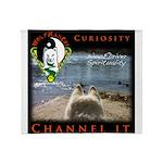 WMC Curiosity Channel IT Throw Blanket