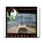 WMC Curiosity Channel IT Mousepad