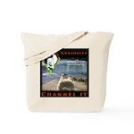 WMC Curiosity Channel IT Tote Bag