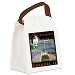 WMC Curiosity Channel IT Canvas Lunch Bag