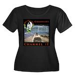 WMC Curiosity Channel IT Plus Size T-Shirt
