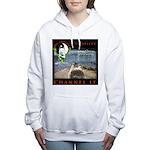 WMC Curiosity Channel IT Women's Hooded Sweatshirt