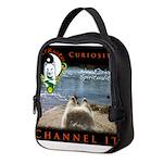 WMC Curiosity Channel IT Neoprene Lunch Bag