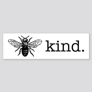 Be Kind Bumper Sticker