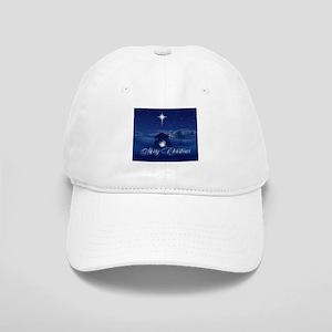Merry Christmas Nativity Cap