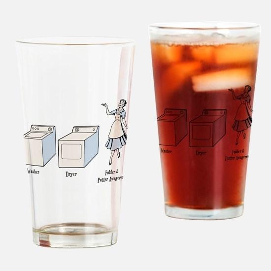 W-D-F&PA Drinking Glass