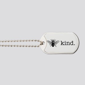Be Kind Dog Tags