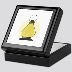 Lantern Keepsake Box