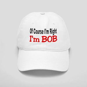 BOB'S RIGHT Cap