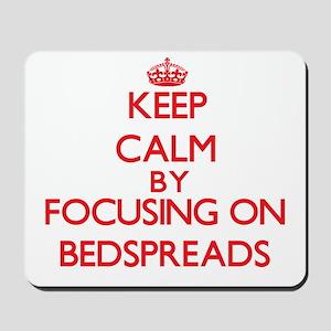 Bedspreads Mousepad