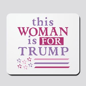 FOR Trump Mousepad