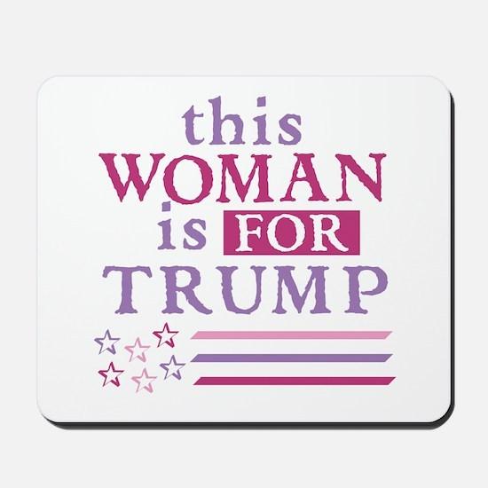 FOR Trump Mousepad