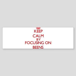 Beens Bumper Sticker