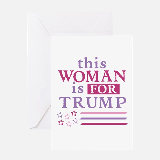 FOR Trump Greeting Cards