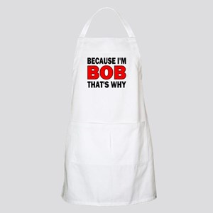 I'M BOB BBQ Apron