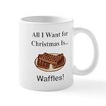Christmas Waffles Mug