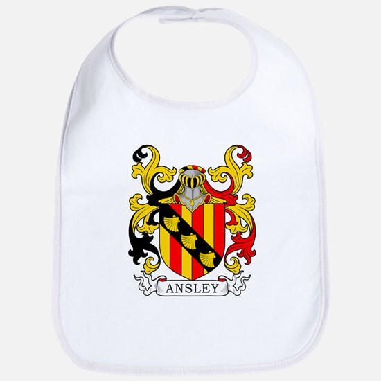 Ansley Coat of Arms Bib