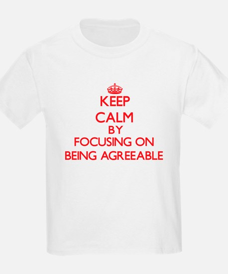 Being Agreeable T-Shirt