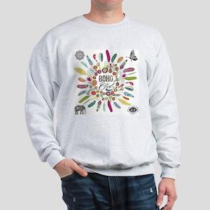 Boho Girl Sweatshirt