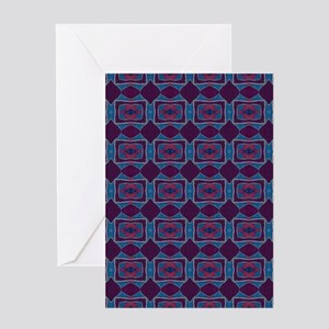 Cozy Rug Greeting Cards