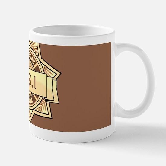 CSI Las Vegas Mug