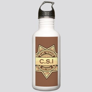 CSI Las Vegas Stainless Water Bottle 1.0L