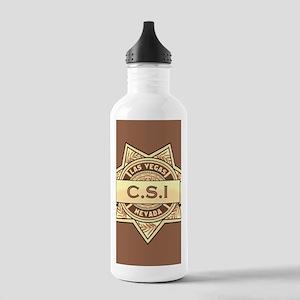 CSI Las Vegas Stainless Water Bottle 1.0L