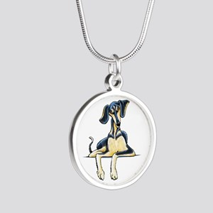 Smooth Saluki Emil Necklaces