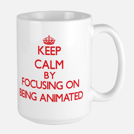 Being Animated Mugs