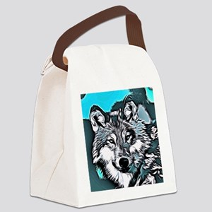 Wolf 2014-0983 Canvas Lunch Bag