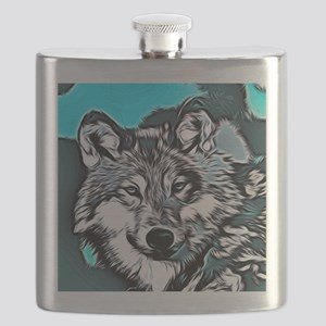 Wolf 2014-0983 Flask