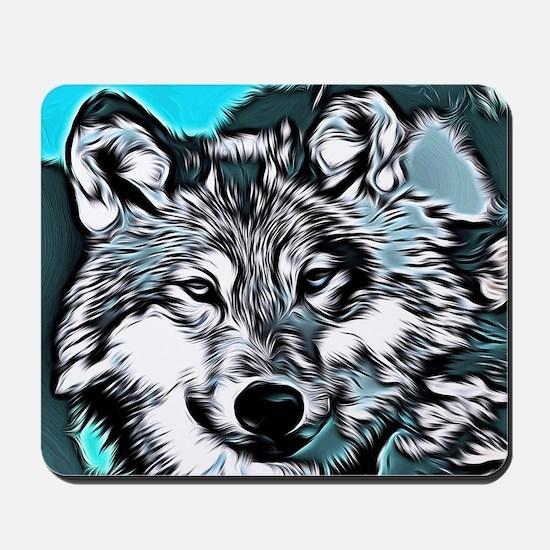 Wolf 2014-0983 Mousepad