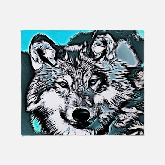 Wolf 2014-0983 Throw Blanket